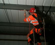Installation & testing of smoke detectors