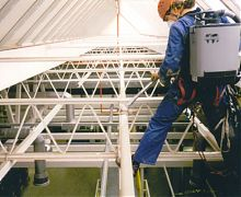 High level internal cleaning - Printing works